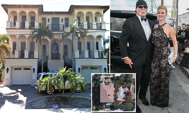 Hulk Hogan drops $1.6 million on beach house next door months after winning Gawker lawsuit