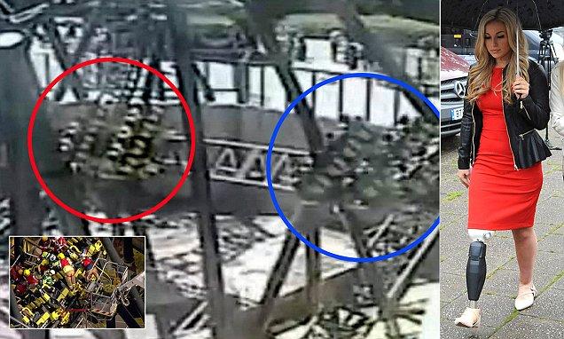 Victims of the Alton Towers Smiler crash arrive at court to hear theme park's punishment