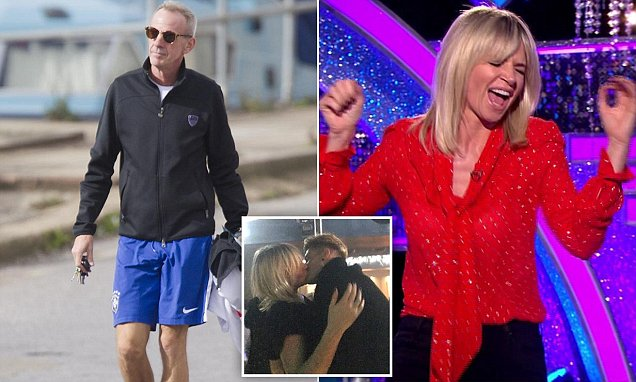 Zoe Ball returns to TV for first time since announcing Norman Cook split