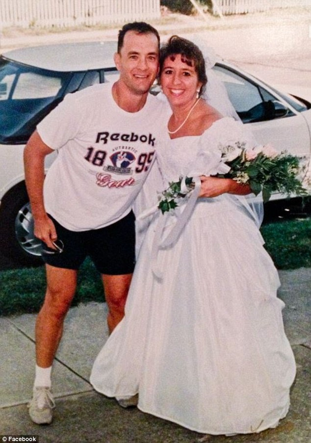 This isn't the first time that Hanks has crashed a wedding. In 1993, he posed for pictures with bride Mary Dunning Chapman just before she walked down the aisle in Beaufort, South Carolina. Hanks was filming Forrest Gump there at the time