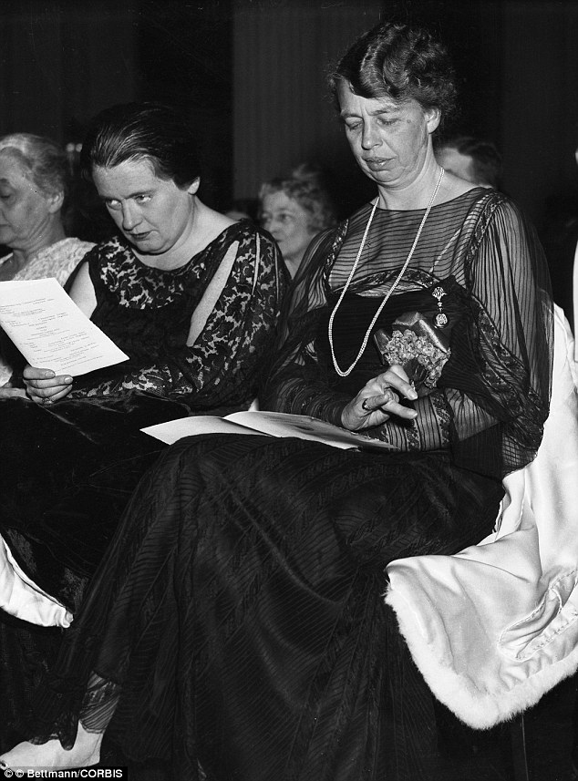How First Lady Eleanor Roosevelt Fell In Love With WOMAN