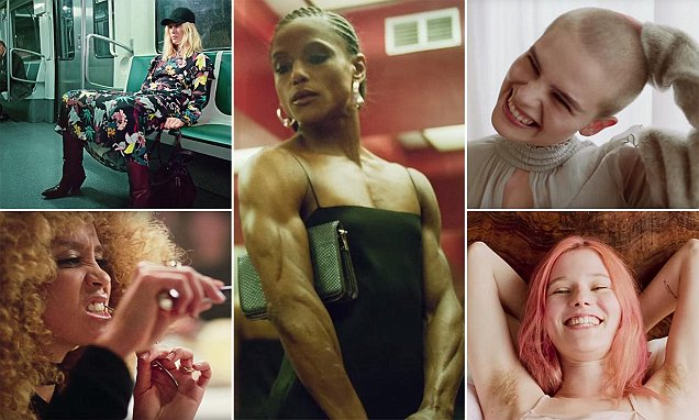 Does H&M's new advert really sum up what it means to be a lady?