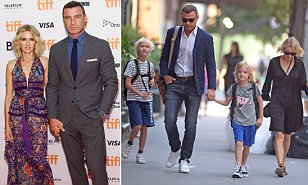 Naomi Watts and Liev Schreiber announce separation after 11 years