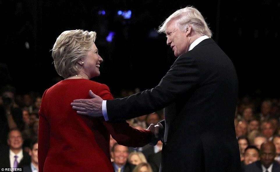 Hillary Clinton Brands Donald Trump A Racist During