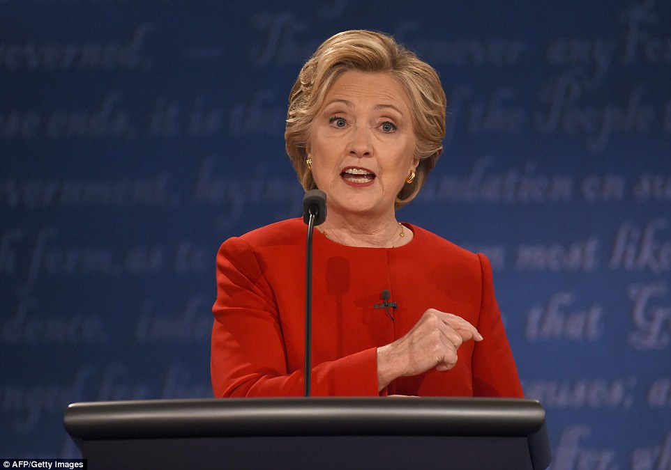 Clinton Calls Trump A Racist For His Pursuit Of Obamas Birth