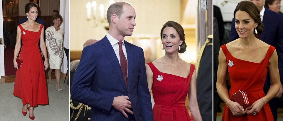 Kate Middleton joins Prince William for historic ceremony with Canadian First Nations