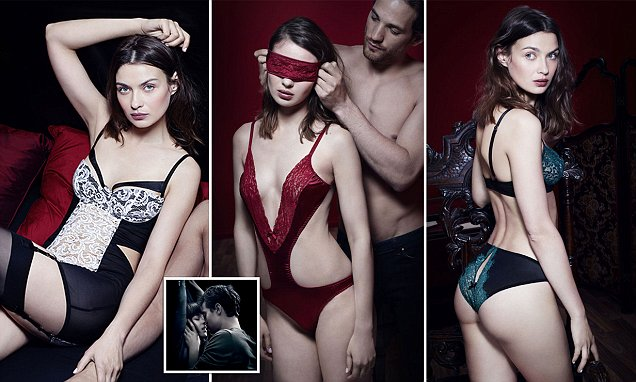 5d8b534f268 103 Coco de Mer releases raunchy lingerie campaign inspired by Fifty Shades  Darker